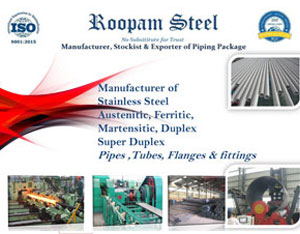 Roopam Steel (Pipe & Tube)