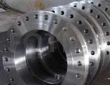 1-1/2 in. Slip-On 150# Stainless Steel Raised Face Flange