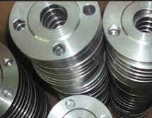1/2 in. Slip-On 150# Stainless Steel Raised Face Flange