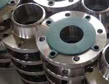 1/2 in. Threaded Lap Joint 150# Stainless Steel Raised Face Flange