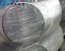 2-1/2 in. Grooved Schedule 10 304 Stainless Steel 90 Degree Elbow