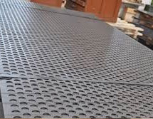 310H Stainless Steel Perforated Sheet