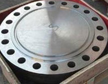 C276 Hastelloy Forged blind flange