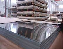 Cold rolled 2B finish duplex 2205 stainless steel sheet