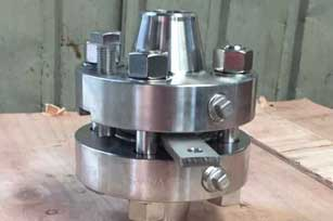 825 Incoloy Orifice Flange