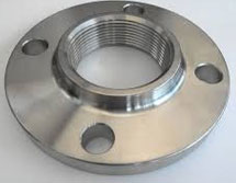 Inconel 625 DIN 2.4856 Threaded Flange
