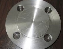 Nickel Alloy 625 PN16 blind flange