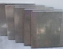 Nickel Alloy C276 Perforated Sheet