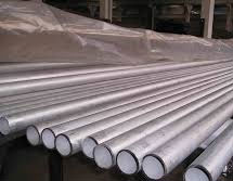 Small diameter Titanium Steel Alloy pipe
