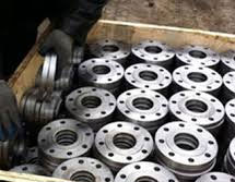 SS A182 F304H Forged Socket Weld Pipe Flange