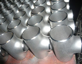 SS 316 Butt Weld Pipe Fittings