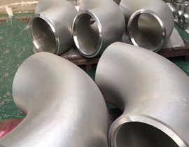 SS 316L Butt Weld Pipe Fittings