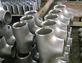 SS 904L Butt Weld Pipe Fittings