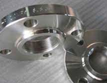 Stainless Steel Screwed Flanges