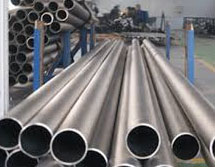 Titanium Super Alloy Round Pipe